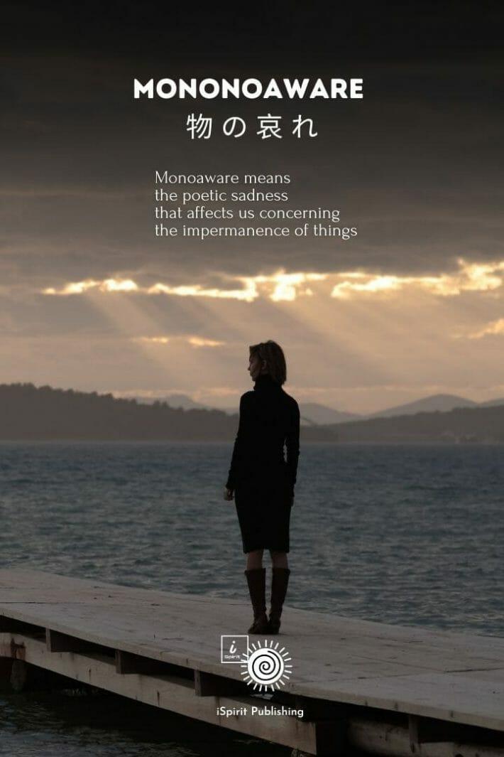 Mononoaware 物 の 哀 れ-Poetic Japanese words
