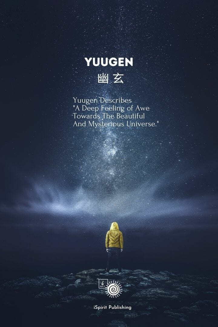 Japanese Poetic and enchanting expressions-Yuugen 幽 玄