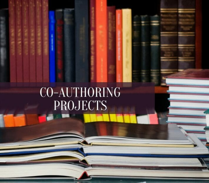 Co Authoring Projects
