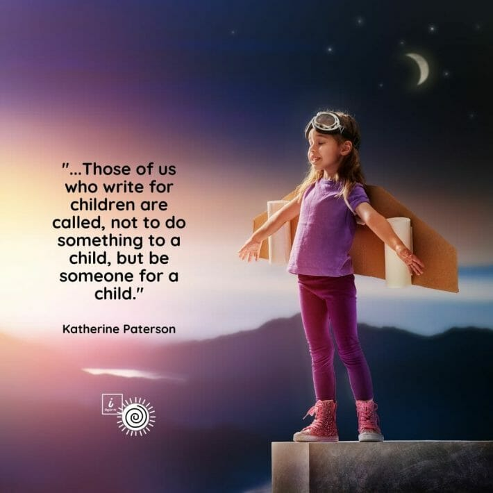 Quotes about writing Children's books