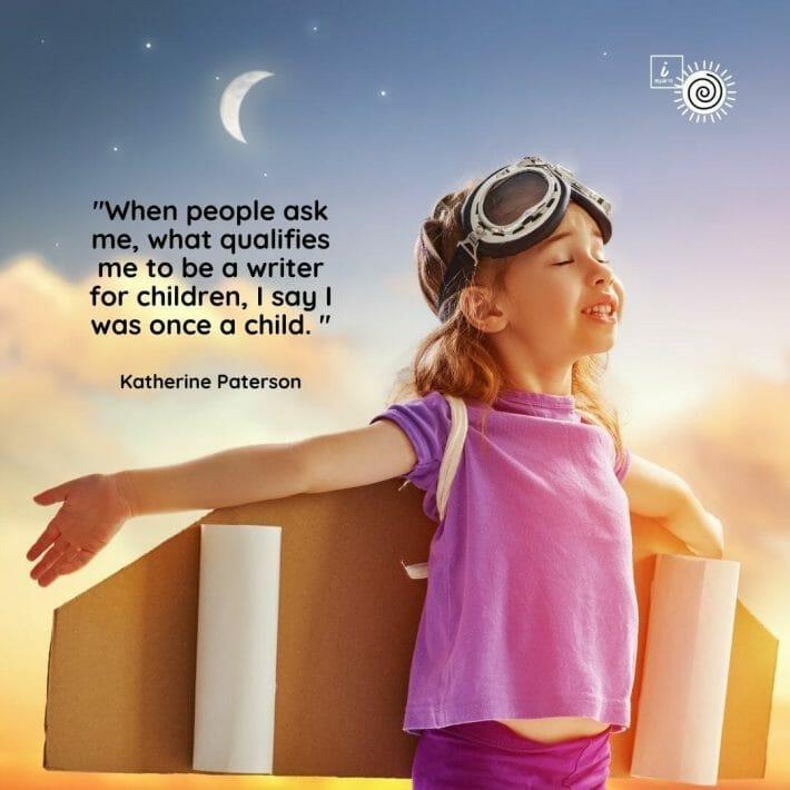 Children's book-quotes